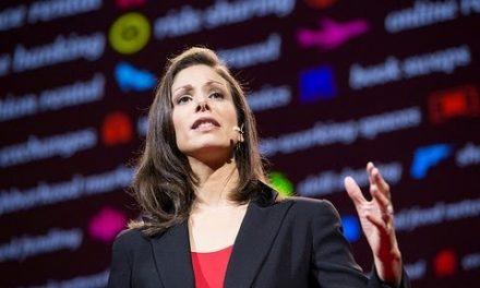Rachel Botsman: O caso para o consumo cooperativo