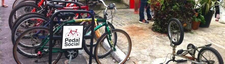 Projeto Pedal Social – Empréstimo gratuito de bicicletas para população de baixa renda