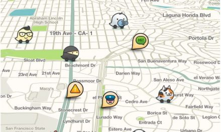 Waze – Colaboração para escapar do Trânsito