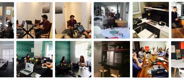 CohouZe – Espaços agradáveis para trabalhar e conhecer pessoas