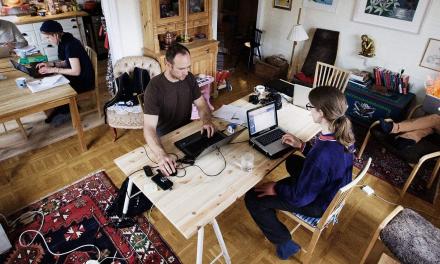 Hoffice – Trabalhar em casa sem ficar sozinho