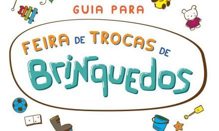 Organize sua própria feira de troca de brinquedos