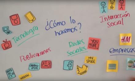 Estudantes explicam sobre o consumo colaborativo