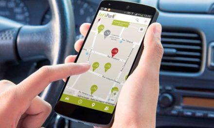 Aplicativo Colaborativo encontra estacionamentos baratos e próximos