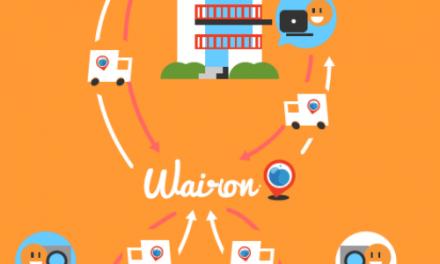Economia compartilhada efetuando lavagem de roupas?