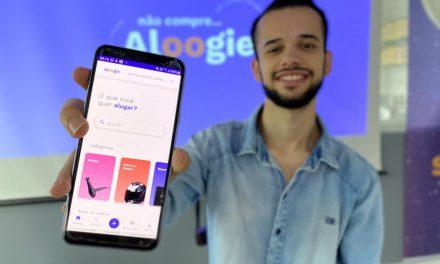 Em vez de comprar, Aloogie. Aplicativo de economia colaborativa nasce em meio a pandemia para gerar renda extra para os brasileiros